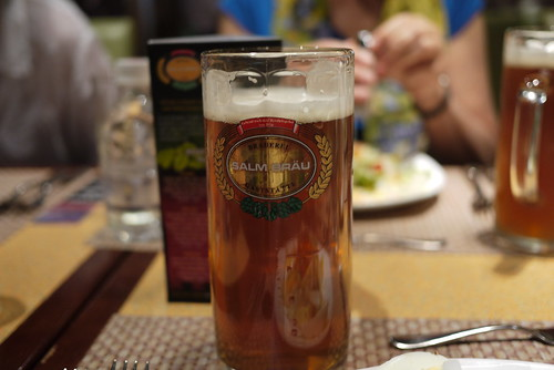 Dinner and craft beer at Khaanger Restaurant