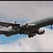 RAF Tristar Flypast