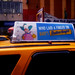 Krusty the Clown Butterfinger Candy Bar Taxi Cab AD 3660