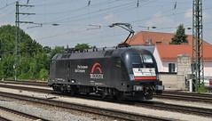 182 512 München-Pasing 19.07.2013 (hansvogel51) Tags: germany private münchen deutschland siemens eisenbahn taurus eisenbahnen mrce eurosprinter eloks br182 es64u2