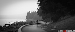 Take a walk (Anno Nu Media) Tags: park vancouver walk seawall stanley workout