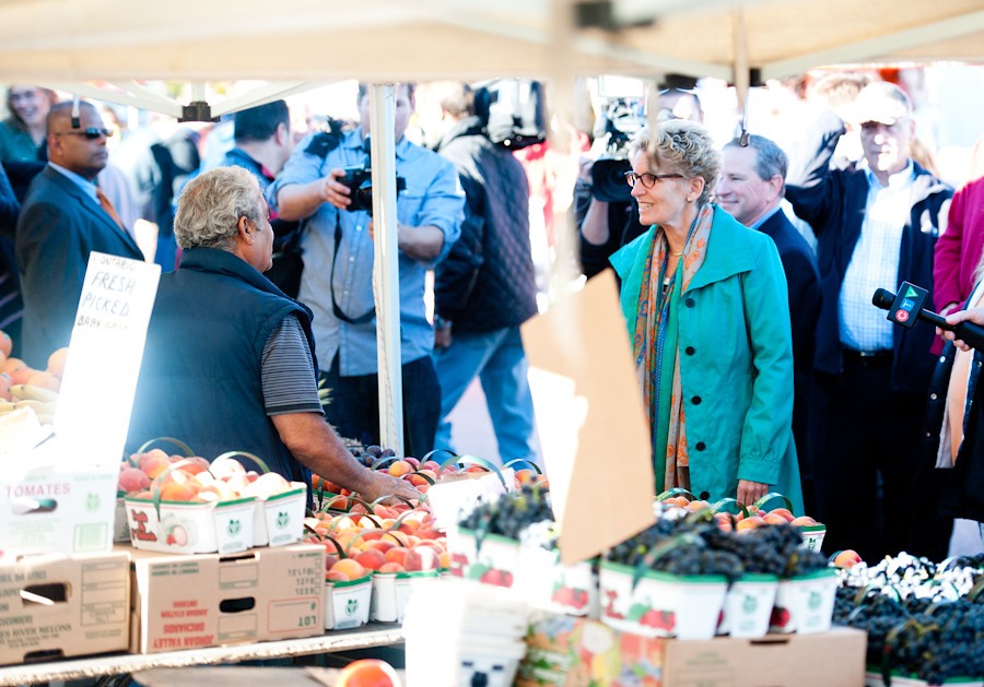 St Jacobs Farmers Market - post fire Thursday 102