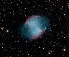 M27-m35_15x600s_L_16x300s_RGB-002 (SC_Bob) Tags: fli m27 rcos dumbbellnebula ngc6853 planetarynebula paramountme Astrometrydotnet:status=solved messier27 Astrometrydotnet:id=supernova7484