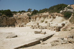 Greece - Perachora/Ancient Heraion (ermioni.info) Tags: travel vacation holiday canon greek temple eos ancient traditional scenic tourist panoramic photographic architectural greece historical classical archaeological cultural hellenistic peloponnese heraion unspoilt corinthia perachora
