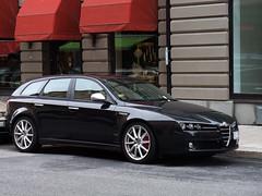 Alfa Romeo 159 (yanfuano) Tags: alfa romeo sw alfaromeo stationwagon 159 alfaromeo159