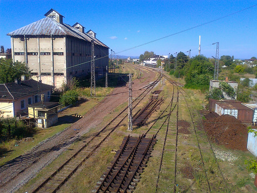 Yambol Railway Station