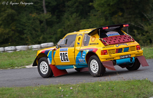 XF - Peugeot 205 T16 - Pikes Peak Edition - Finished 10043280836_5530d18ecd
