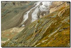 A Hobbit Trail: Steps, Steps and More Steps (Fraggle Red) Tags: family vacation austria österreich honeymoon kärnten carinthia glacier hdr daytrip pasterze 2013 canonef24105mmf4lisusm 7exp nationalparkhohetauern grosglockner 3798m 2369m kaiserfranzjosefshöhe dphdr grosglocknerhochalpenstrase