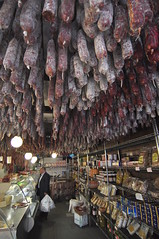 Calabria Pork Store (L.Richarz) Tags: arthur store bronx pork ave calabria