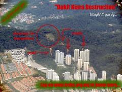 Bukit Kiara - Boner Trail Destruction (Traks Of Malaysia) Tags: trail malaysia mtb traks jln dbkl mns bukitkiara malaysiatrulyasia fobk