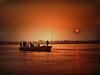 SUNSET (*atrium09) Tags: sunset people sun india sol water rio river landscape atardecer boat agua barco personas hdr ganges benares atrium09 rubenseabra गंगा gaṅgā