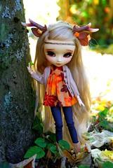 Vanille d'automne (~Louna~) Tags: fairy fantasy pullip custom fc vanille fullcusto