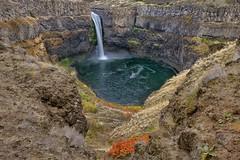 Palouse Falls II (Phil's Pixels) Tags: washington explore waterfalls washtucna palouseriver palousefalls