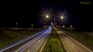 E18 late night traffic (Explored)