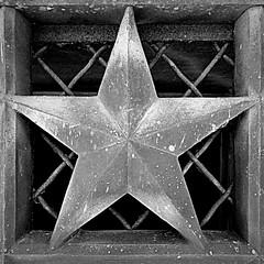 Star. (Joseph Skompski) Tags: door bronze star doors pennsylvania statestreet harrisburg harrisburgpa statestreetbridge