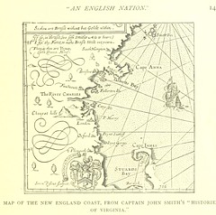 Image taken from page 163 of 'A larger history of the United States of America to the close of President Jackson's administration ... Illustrated, etc' (The British Library) Tags: map medium publicdomain newenglandcoast geo:country=us geo:country=unitedstatesofamerica geo:state=massachusetts vol0 geo:continent=northamerica page163 bldigital mechanicalcurator pubplacelondon date1885 sysnum001680323 higginsonthomaswentworth imagesfrombook001680323 imagesfromvolume0016803230 hasgeoref geo:osmscale=8 wp:bookspage=synopticindexusa georefphase1