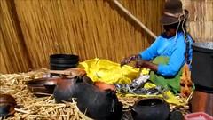 Lago Titicaca Islas de los Uros su gente video 01 (Rafael Gomez - http://micamara.es) Tags: peru uros titicaca de lago video los gente per su islas flotantes
