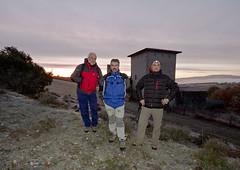 Chicos del Alba en Guevara (AV Fotos de Grupo) Tags: del alba amanecer alava frio castillo mucho palacio guebara gebara chicol