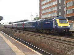 43 190 (laurasia280) Tags: swindon firstgreatwestern hst class43 fgw 43190 dieselloco