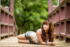 IMG_9599 (Irwin Day) Tags: portrait canon indonesia model asia outdoor 85mm jakarta huang tasya