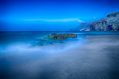 PLAYA DE MONSUL 02 (www.ignaciolinares.com) Tags: blue beach azul mar spain cabo rocks playa andalucia cielo desierto almeria cabodegata rocas monsul playademonsul playasdealmeria desiertocabodegata playasdelcabodegata