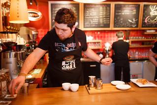 Mambocino Caffe