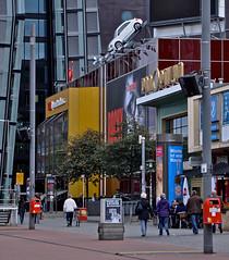 Reeperbahn (cmdpirx) Tags: street urban st germany photo foto district hamburg architektur hh redlight trme reeperbahn pauli rotlicht molotow viertel panoptikum tanzende