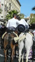 Salida de Huelva al Roco 3 (azalvidebassadone) Tags: people espaa horse caballo andaluca spain nikon gente huelva personas custom costumbres romeriadelroco