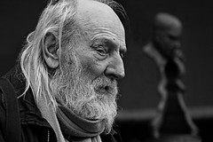 The old man (Iam Marjon Bleeker) Tags: holland amsterdam chess maxeuweplein mblstraat82140zw