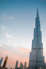 Burj-Al-khalifa (naveed_14312) Tags: city dawn twilight dubai tallest