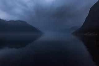 Mystical Lysefjorden