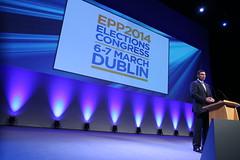 EPP Dublin Congress, 2014 (More pictures and videos: connect@epp.eu) Tags: politics eu conservative epp europeanunion klitschko ppe 2014 conservatism evp politicalparty christiandemocrat udar partitopopolareeuropeo christiandemocracy partidopopulareuropeo partipopulaireeuropen europischevolkspartei partidulpopulareuropean europeanpeoplesparty partidopopulareuropeu