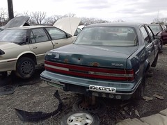 U Pull It (crinklycracks) Tags: century pull buick it u junkyard flickrandroidapp:filter=none
