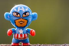 Captain America! (David Raynham) Tags: colour nikon bokeh sp marvel tamron captainamerica 54 vc actionhero lightroom 70300 d7000