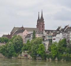 Basel April 2014 158 (paul_appleyard) Tags: basel minster mnster basler