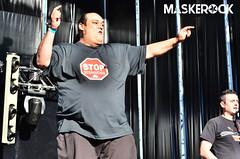 Benito Kamelas # Viña Rock 2014