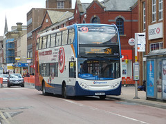 Stagecoach Merseyside & South Lancs 15470 140323 Preston (maljoe) Tags: south group stagecoach merseyside lancsstagecoachstagecoach