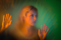 search (qitsuk) Tags: portrait colour creative creativecolour