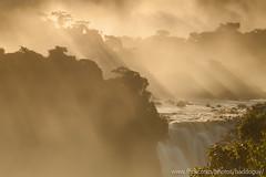 Light and Shadow (Iguazu Waterfall) (baddoguy) Tags: longexposure light shadow brazil southamerica forest waterfall images getty iguazu cataract traveldestinations