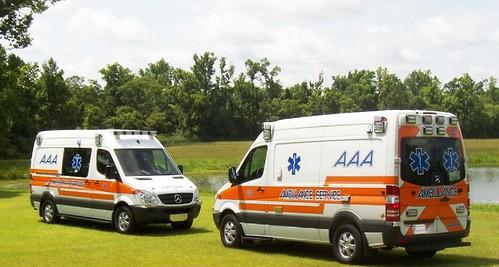Mississippi ambulances