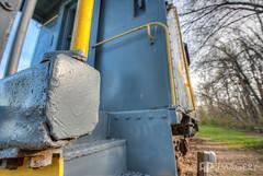 Train Car (AP Imagery) Tags: park county railroad train decay kentucky ky tracks owensboro csx panthercreek daviess
