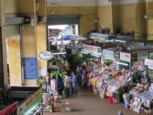 Marché de Dalat, Vietnam