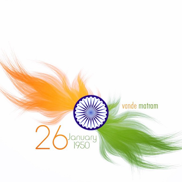 Happy Republic Day, India.