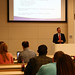Marshall Center professor lectures on EU in International politics, crisis management