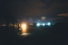 Take the risk (Leo Hidalgo (@yompyz)) Tags: auto city espaa color film night canon dark photography eos lights noche reflex andaluca spain julian san europa europe random 28mm m42 nocturna lovely dslr mlaga chinon 6d oscuro fotografa vsco guadalorce ileohidalgo yompyz