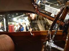 1930 Bugatti Type 46 Super Profilee (mangopulp2008) Tags: show london classic car jan super type bugatti 46 1930 2015 excellondon profilee 1930bugattitype46superprofilee
