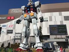 Gundam Front Tokyo (Matrix HK) Tags: gundam gundamfronttokyo gundamfronttokyo