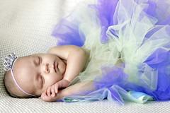 Makenzie (RL.Trotter) Tags: baby 50mm princess newborn canon50d