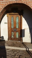 Old Spanish Style Door