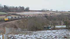 66544 (marcus.45111) Tags: winter snow train canon landscape gm flickr railway cameras coal dslr freight freightliner 2015 flickruk 1100d moderntraction southyorkshirejoint brookehouseviaduct